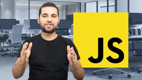 JavaScript: Completo de A a Z + Projetos Profissionais