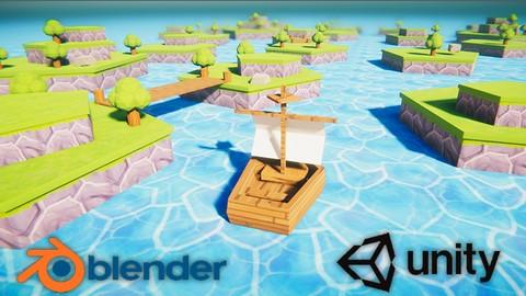 Créer un jeu d'exploration 3D avec Unity, C# et Blender !