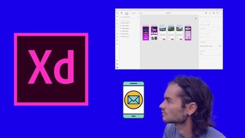 Adobe XD créer des prototypes