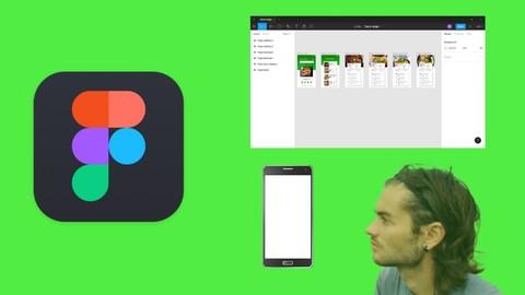 Figma créer des prototypes