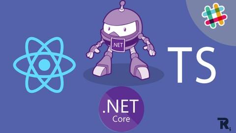 ASP.NET Core 5 y React: Desde cero hasta crear un Slack