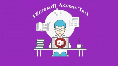 MS Access Practice Test for Interviews and Exams preparation