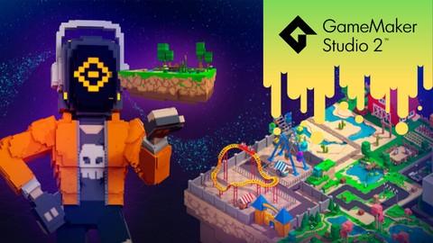Sıfırdan 2D Oyun Geliştirme Eğitimi | GameMaker Studio 2