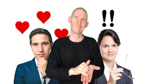 ASL Level 1 | Tom Loves Ruth | American Sign Language