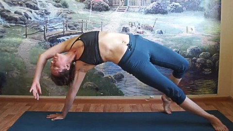 Виньяса йога: практика изящной силы