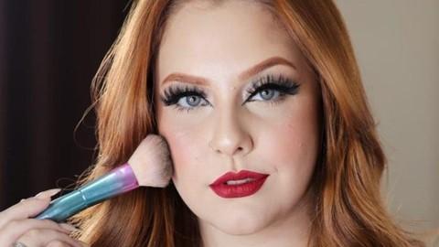 Curso De Maquiagem. Aprenda de uma vez por todas !