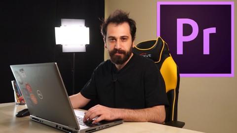 Adobe Premiere Pro CC 2020 İle Para Kazanın (Sürekli Güncel)