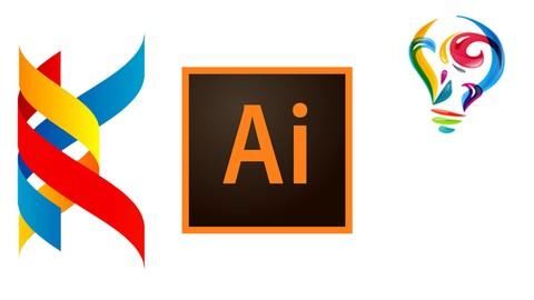 Adobe Illustrator Masterclass for Modern Logo Design (2020)