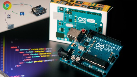 JavaScript Browser-based Arduino Control