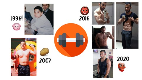 From a Chubby Gamer to a Fitness Guru