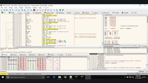 Ethical Hacking Foundations: Malware Development in Windows