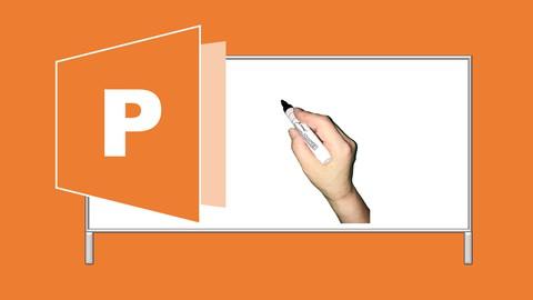 【シンプルに伝わりやすい】パワーポイントによるホワイトボード・プレゼンテーション