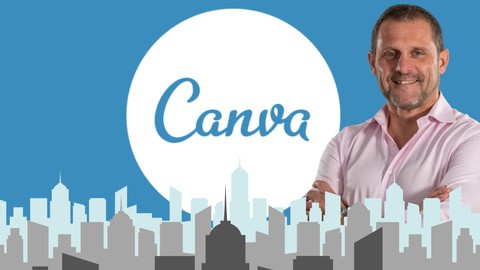 Canva 2021 Graphic Design Class | Latest Canva Version 3.0