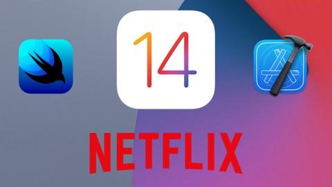 SwiftUI 2 - Build Netflix Clone - iOS 14 - Xcode 12 Swift 5