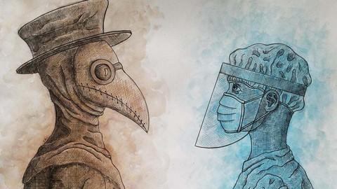 Pandemics & human society.