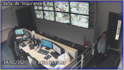 Monitoramento de CFTV