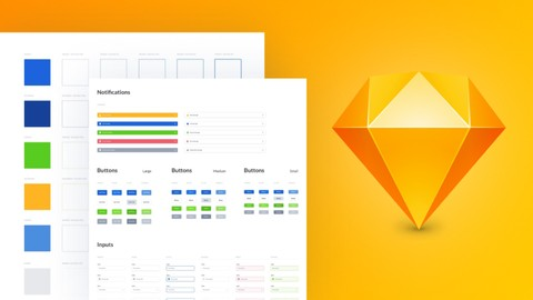 UI UX Design Essentials: Create a Design System in Sketch