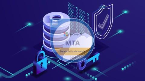 MTA 98-364: Database Fundamentals Practice Exams 2020 Update