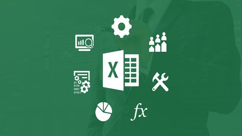 Microsoft Excel : Complete Excel for Absolute Beginners