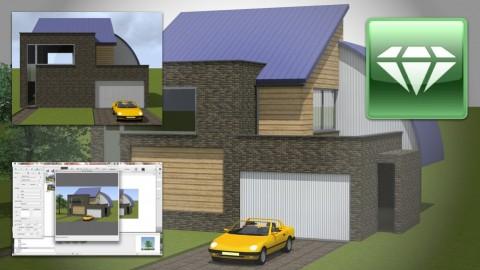 Architectuur visualisatie met Artlantis Studio