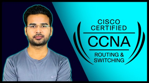 CISCO CCNA 200-301 COMPLETE COURSE WITH REAL LABS