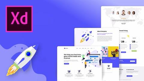 Дизайн сайтов в Adobe XD