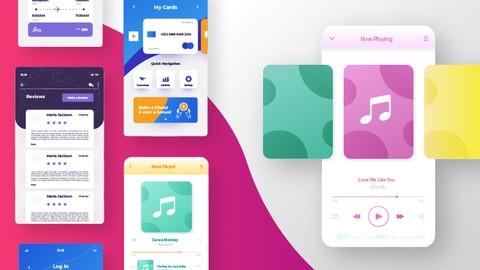 Дизайн мобильного приложения для iOS и Android