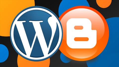 Blog Creation with Google Blogger Template & Basic WordPress