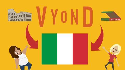 Vyond in italiano: come realizzare video di animazione 2D