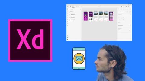Adobe XD design your mobile application