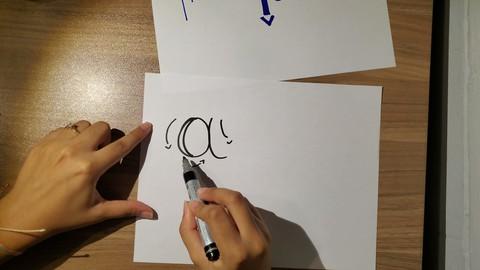 Lettering desde 0 (Principiantes)