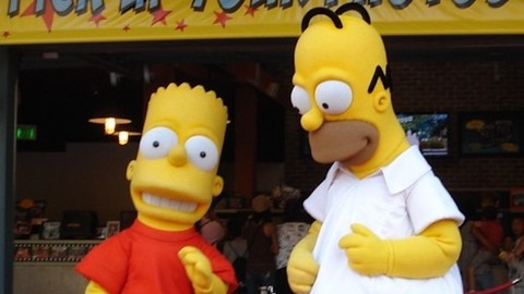 Learn to build Simpsons image classifier mobile app