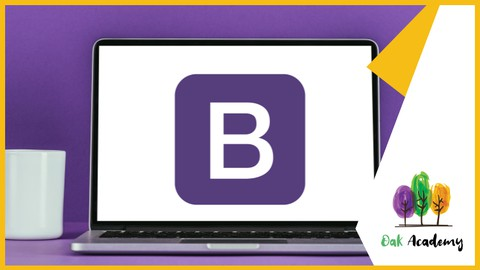 The Bootstrap 4 From Scratch With Real Projects