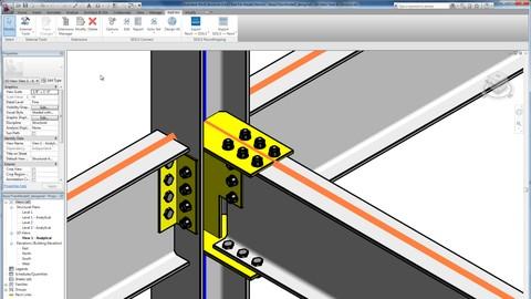 Advance Steel Design para proyectos BIM