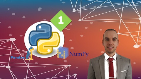 Data Science con Python - Numpy & Pandas [2021]