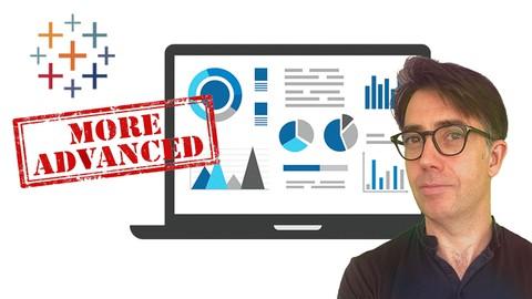 Tableau 2020 Avanzado: Domina Tableau para Ciencia de Datos