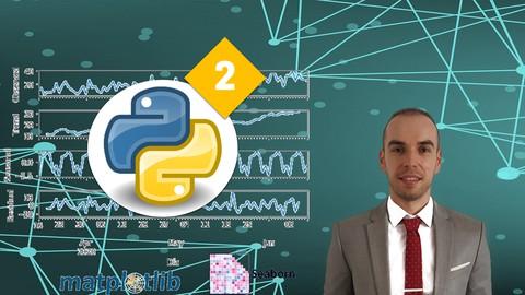 Data Science con Python – Visualización Matplotlib & Seaborn