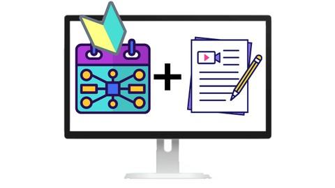 オンライン講座の動画台本をマインドマップで作成する3ステップ
