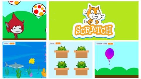 Scratch Programming - Basic to Expert