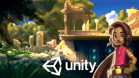 Créer des JEUX 2D qualité pro avec UNITY (AVEC ou SANS CODE)
