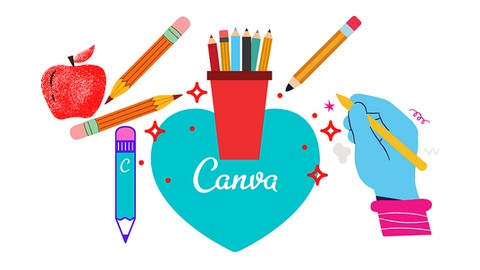 Learn To Design With Canva - Step By Step Tutorial
