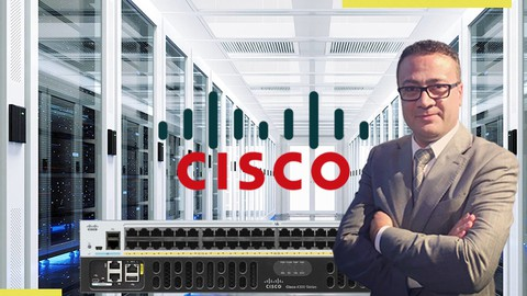 Cisco CCNA 200-301 Network Eğitimi + Lab Uygulamaları