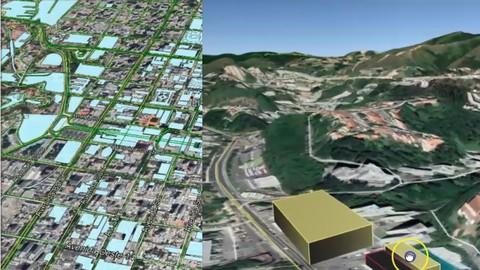Google Earth - aprenda desde de básico hasta muy avanzado