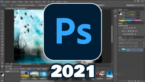 Introducción a Adobe Photoshop CC 2021 (Actualizado)