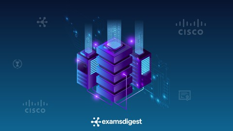 *NEW 2021* Cisco CCNA (200-301) Practice Exam Questions