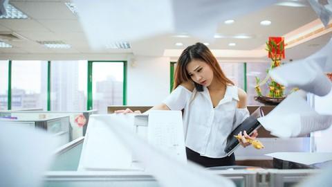 Gestão do tempo para maior produtividade e realização