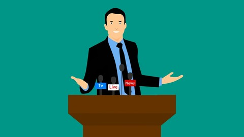 Public Speaking Course By No 1 Best Selling Author
