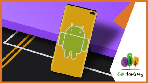Android App Development Course with Android 11