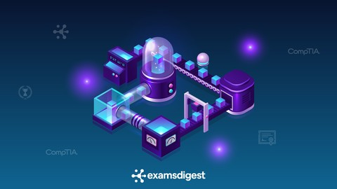 *NEW 2021*  CompTIA Network+ N10-007 Practice Exam Questions