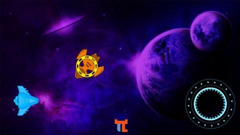 Tworzenie gier w Unity 1 - Projekt Galactic Fight